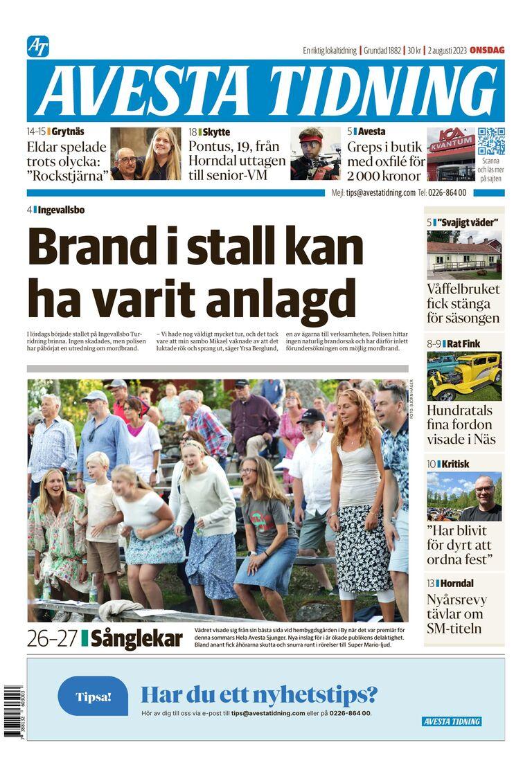 Avesta Tidning